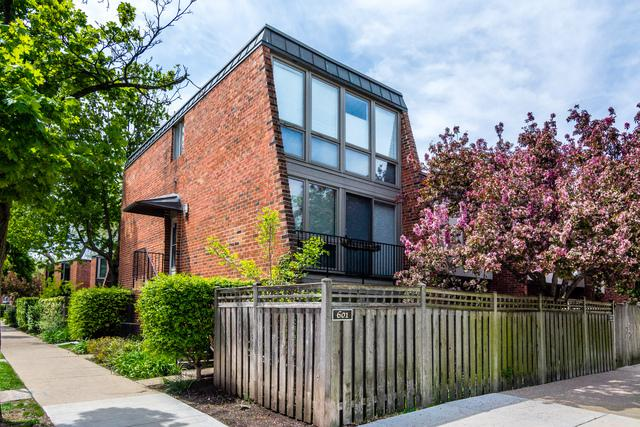 601 W Dickens Avenue 1A, Chicago, IL 60614 (MLS #09955946) :: Property Consultants Realty