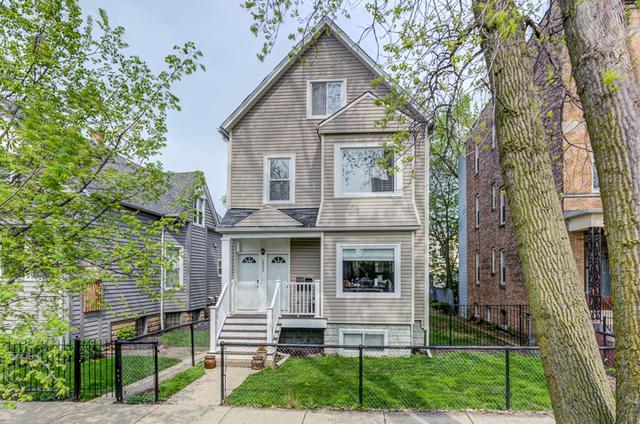 2833 N Spaulding Avenue, Chicago, IL 60618 (MLS #09955982) :: Domain Realty