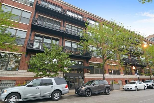 1040 W Adams Street #224, Chicago, IL 60607 (MLS #09956019) :: Property Consultants Realty