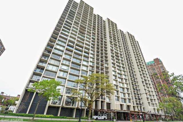 3200 N Lake Shore Drive #2310, Chicago, IL 60657 (MLS #09956057) :: Property Consultants Realty