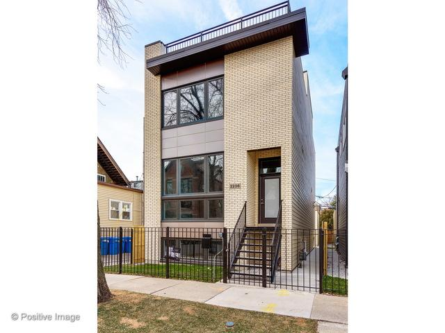 2236 W Shakespeare Avenue, Chicago, IL 60647 (MLS #09956110) :: Property Consultants Realty