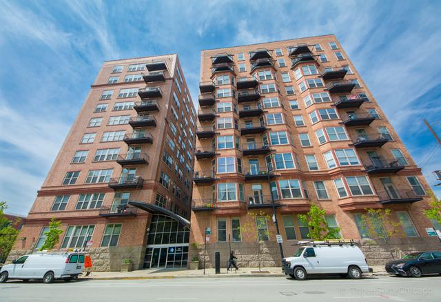 500 S Clinton Street #912, Chicago, IL 60607 (MLS #09956168) :: Property Consultants Realty