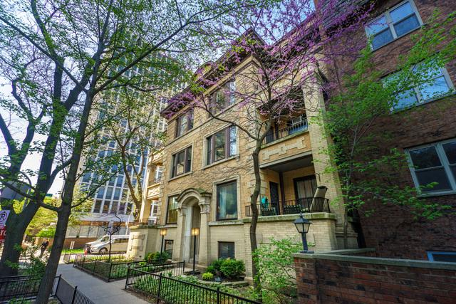 3702 N Pine Grove Avenue 3A, Chicago, IL 60613 (MLS #09956188) :: Property Consultants Realty