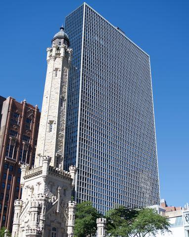 111 E Chestnut Street 43D, Chicago, IL 60611 (MLS #09956375) :: Property Consultants Realty