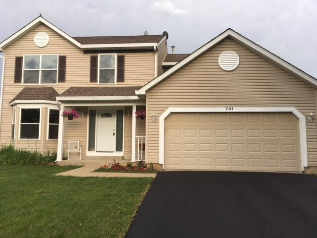 701 Mohican Trail, Lake In The Hills, IL 60156 (MLS #09956542) :: The Wexler Group at Keller Williams Preferred Realty