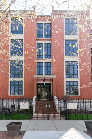471 N Green Street 2N, Chicago, IL 60642 (MLS #09956615) :: Property Consultants Realty
