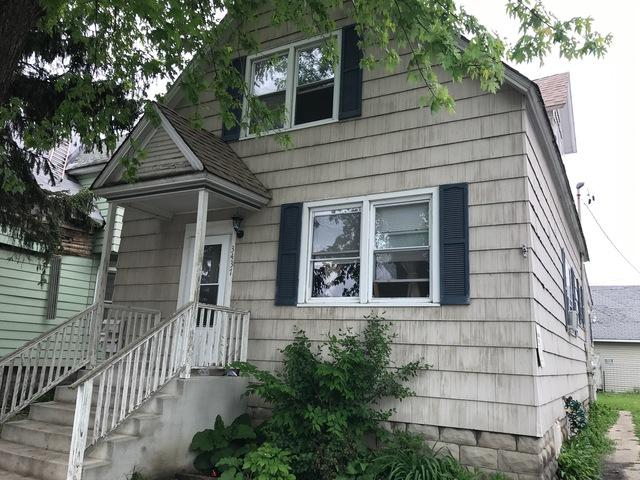 3437 Chicago Road, Steger, IL 60475 (MLS #09956875) :: Ryan Dallas Real Estate