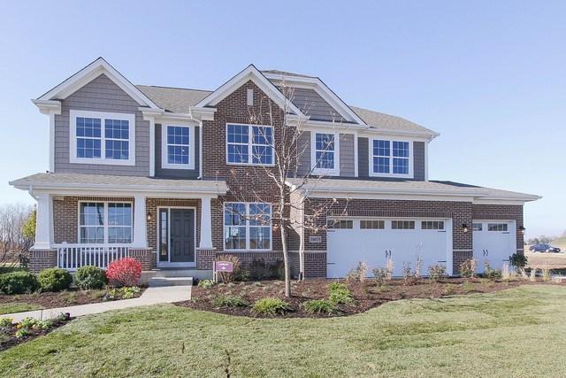 21439 Westminster Lot #169 Lane, Shorewood, IL 60404 (MLS #09956883) :: Ryan Dallas Real Estate