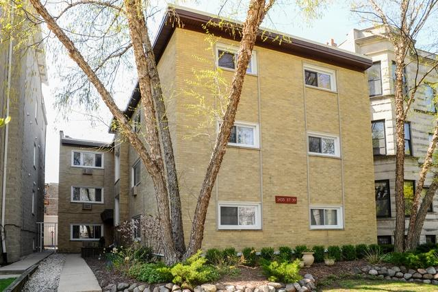 1439 W Belle Plaine Avenue #1, Chicago, IL 60613 (MLS #09957051) :: Property Consultants Realty
