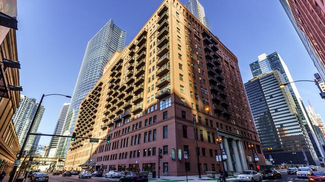 165 N Canal Street #1109, Chicago, IL 60606 (MLS #09957113) :: Property Consultants Realty