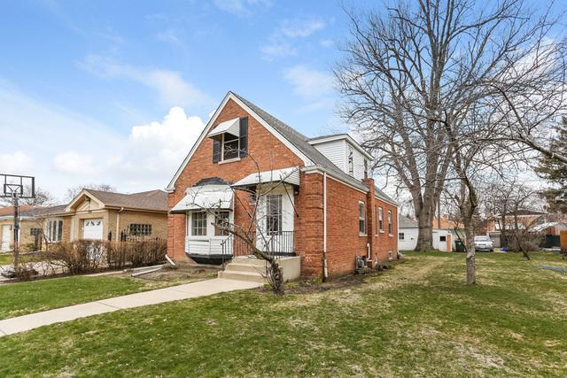 7316 N Keeler Avenue, Lincolnwood, IL 60712 (MLS #09957130) :: Helen Oliveri Real Estate