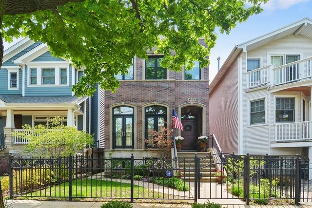 1933 W Barry Avenue, Chicago, IL 60618 (MLS #09957246) :: Domain Realty
