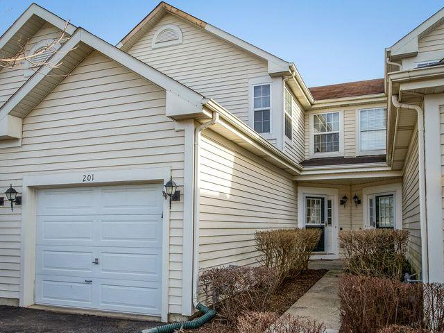 201 Northlight Passe #0, Lake In The Hills, IL 60156 (MLS #09958087) :: Lewke Partners
