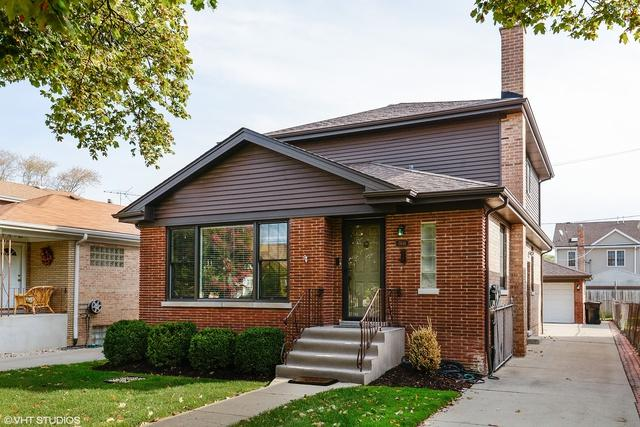 7445 N Odell Avenue, Chicago, IL 60631 (MLS #09958343) :: The Saladino Sells Team