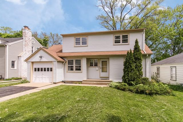 731 Division Street, Barrington, IL 60010 (MLS #09958509) :: The Jacobs Group