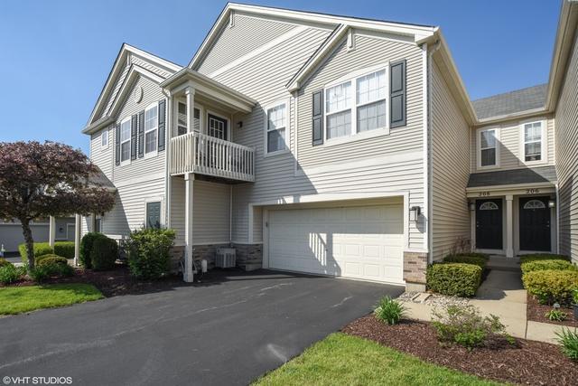 208 Bakers Drive, Lakemoor, IL 60051 (MLS #09958619) :: Lewke Partners