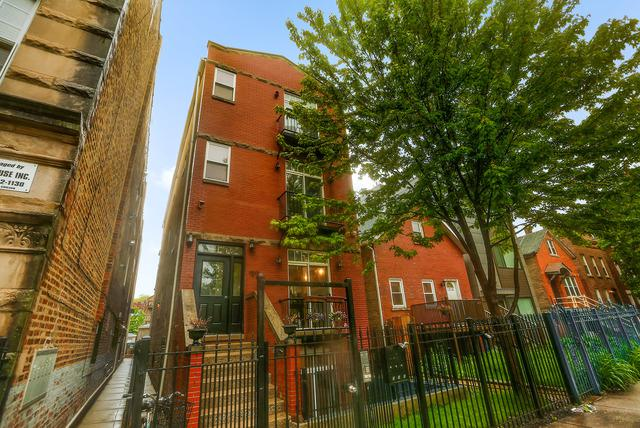 1512 N Campbell Avenue #1, Chicago, IL 60622 (MLS #09958882) :: Property Consultants Realty