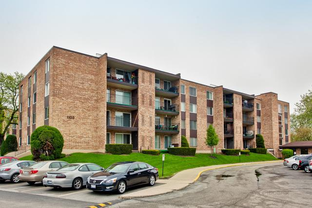 1103 S Hunt Club Drive #129, Mount Prospect, IL 60056 (MLS #09958893) :: The Schwabe Group