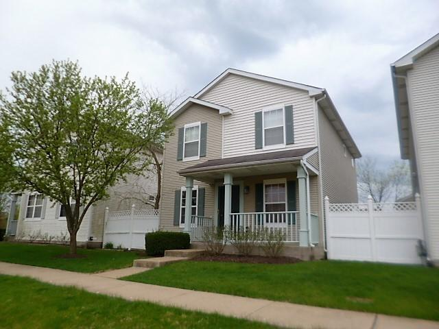 61 Freesia Court #61, Romeoville, IL 60446 (MLS #09958896) :: Angie Faron with RE/MAX Ultimate Professionals