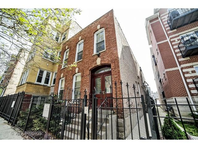 1451 N Campbell Avenue, Chicago, IL 60622 (MLS #09958983) :: Property Consultants Realty