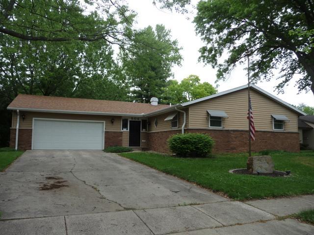 504 E Colorado Avenue, Urbana, IL 61801 (MLS #09958993) :: Ryan Dallas Real Estate