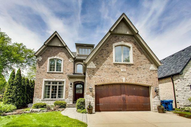 380 S Hill Avenue, Elmhurst, IL 60126 (MLS #09959311) :: Lewke Partners