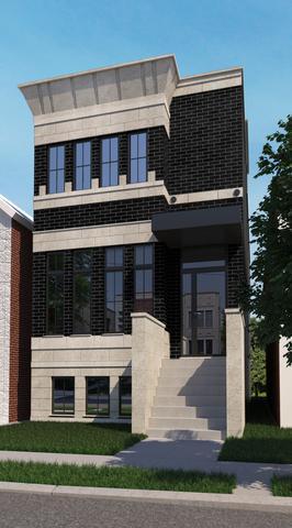 2131 W Huron Street, Chicago, IL 60612 (MLS #09959363) :: The Saladino Sells Team