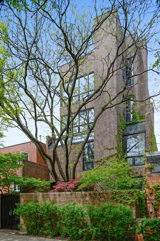 336 W Wisconsin Street, Chicago, IL 60614 (MLS #09959384) :: Domain Realty