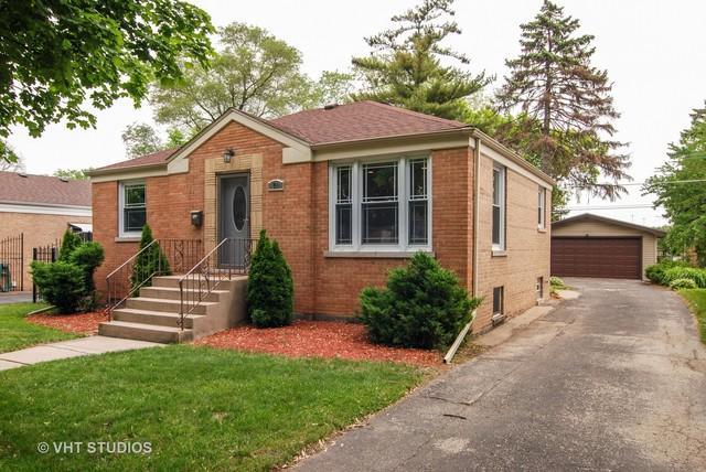 71 N Laverne Avenue, Hillside, IL 60162 (MLS #09959544) :: Ani Real Estate