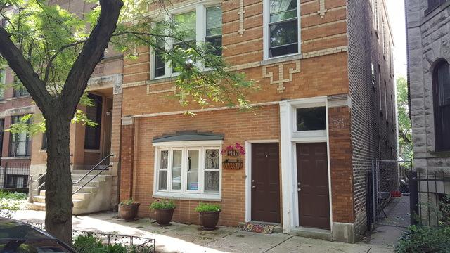 2147 W Potomac Avenue 3R, Chicago, IL 60622 (MLS #09959613) :: Property Consultants Realty