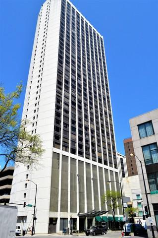 2 E Oak Street #3508, Chicago, IL 60611 (MLS #09959674) :: Property Consultants Realty