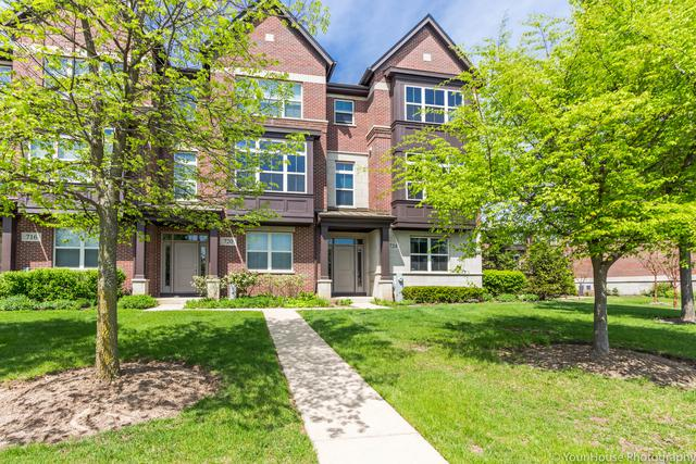 724 N Aspen Drive, Vernon Hills, IL 60061 (MLS #09959910) :: The Schwabe Group