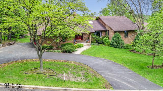 16159 S Pin Oak Court, Homer Glen, IL 60491 (MLS #09959928) :: Lewke Partners
