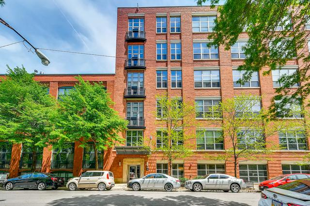 1735 N Paulina Street #121, Chicago, IL 60622 (MLS #09959996) :: Property Consultants Realty