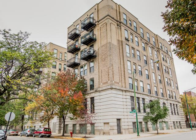 811 S Lytle Street #606, Chicago, IL 60607 (MLS #09960037) :: The Saladino Sells Team