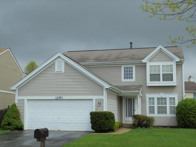 1293 Almaden Lane, Gurnee, IL 60031 (MLS #09960135) :: The Wexler Group at Keller Williams Preferred Realty