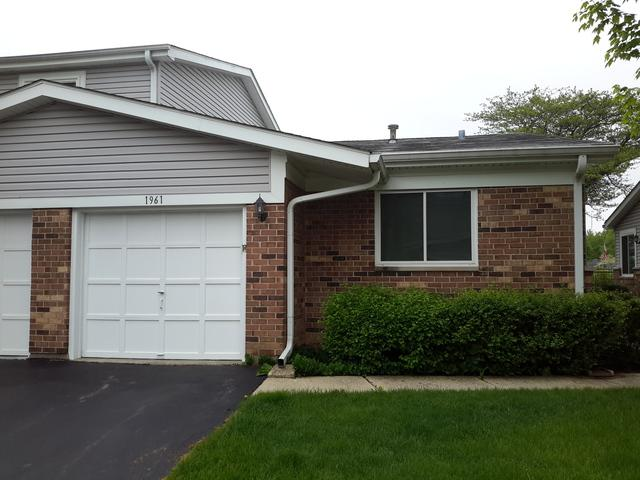 1961 N Jamestown Drive, Palatine, IL 60074 (MLS #09960180) :: The Jacobs Group