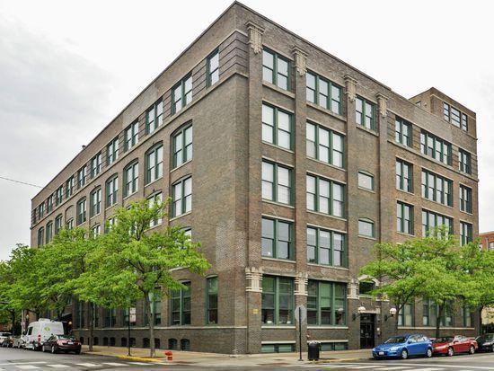 1327 W Washington Boulevard 3F, Chicago, IL 60607 (MLS #09960196) :: Domain Realty