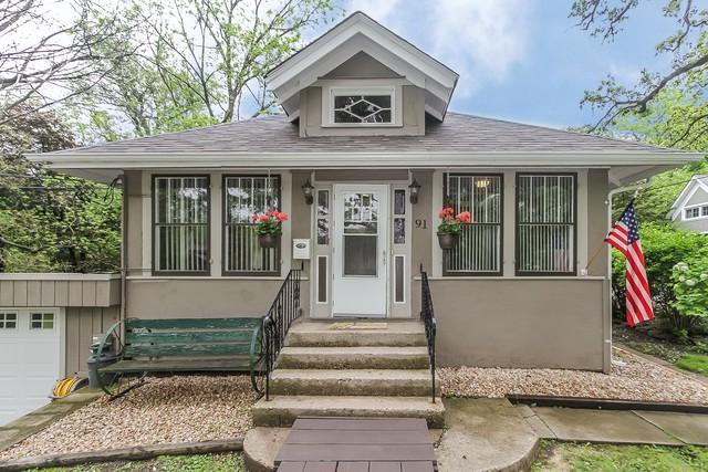 91 N Oak Street, Crystal Lake, IL 60014 (MLS #09960283) :: The Jacobs Group