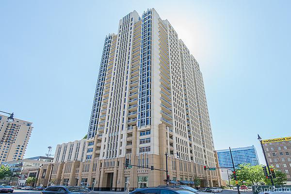 1400 S Michigan Avenue #901, Chicago, IL 60605 (MLS #09960294) :: Domain Realty
