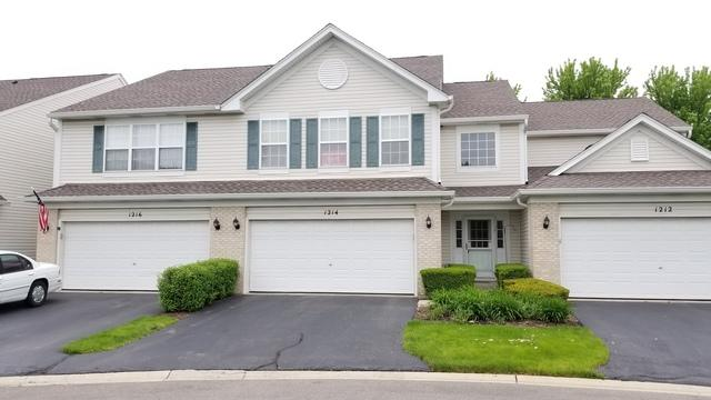 1214 Hillsborough Court #1214, Crystal Lake, IL 60014 (MLS #09960297) :: The Jacobs Group