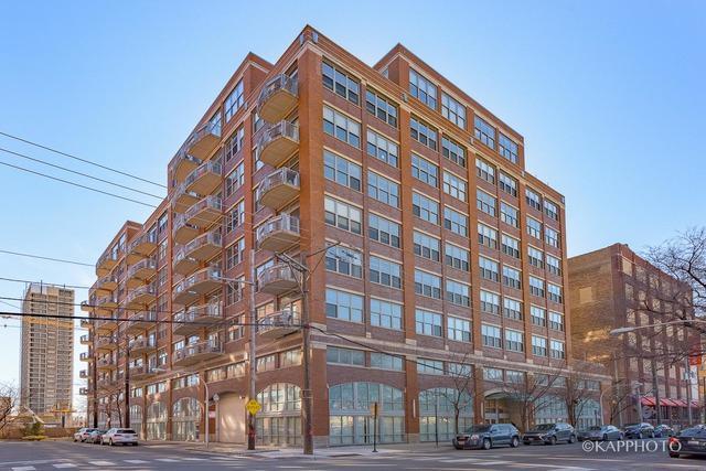 933 W Van Buren Street #601, Chicago, IL 60607 (MLS #09960301) :: Domain Realty