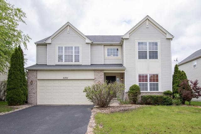 2207 Ashbrook Lane, Plainfield, IL 60586 (MLS #09960327) :: Lewke Partners