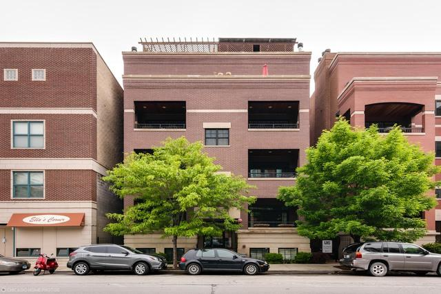 1254 W Jackson Boulevard 4W, Chicago, IL 60607 (MLS #09960358) :: Property Consultants Realty