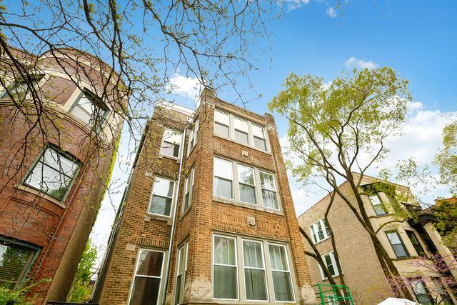 911 W Gordon Terrace #2, Chicago, IL 60613 (MLS #09960368) :: Touchstone Group