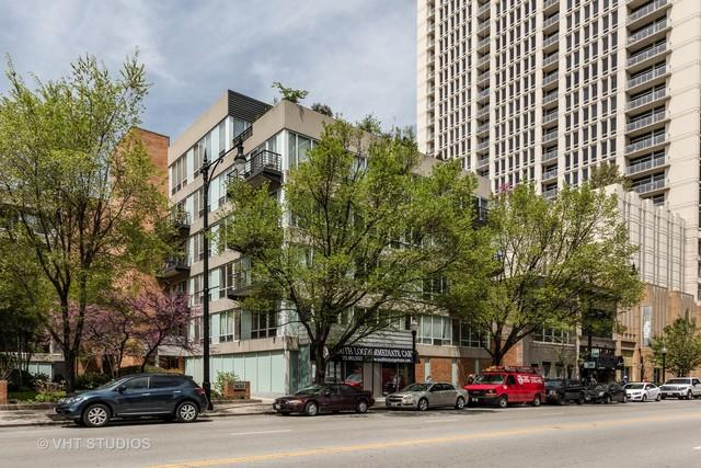 1430 S Michigan Avenue #204, Chicago, IL 60605 (MLS #09960373) :: Domain Realty