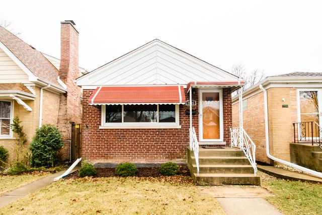 7005 W Summerdale Avenue, Chicago, IL 60656 (MLS #09960409) :: The Saladino Sells Team