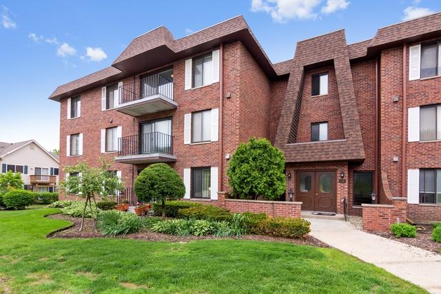 100 Clubhouse Lane #206, Lake Zurich, IL 60047 (MLS #09960434) :: The Jacobs Group
