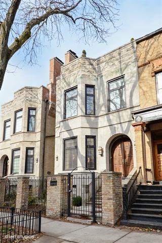 550 W Oakdale Avenue, Chicago, IL 60657 (MLS #09960444) :: Touchstone Group