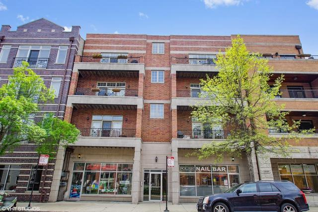 1931 W Belmont Avenue 4E, Chicago, IL 60657 (MLS #09960456) :: Domain Realty